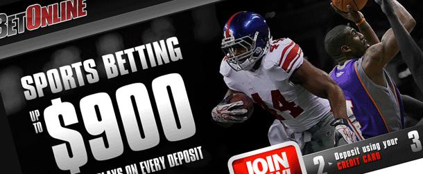 BetOnline - Betting Sports