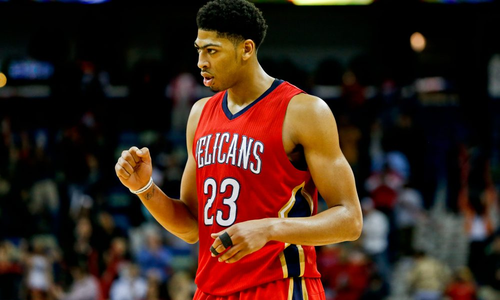 Anthony Davis, Pelicans