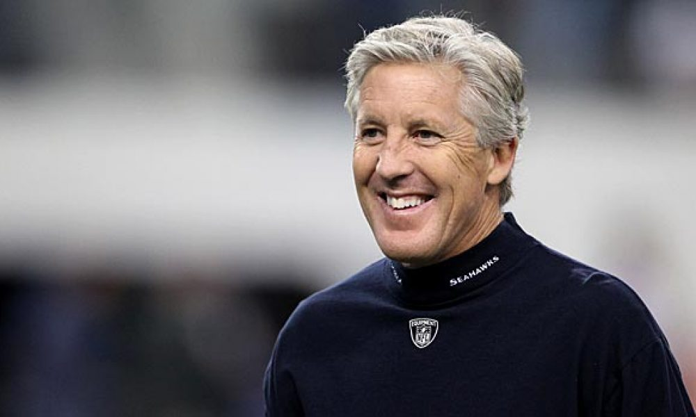 Pete Carroll, Seahawks