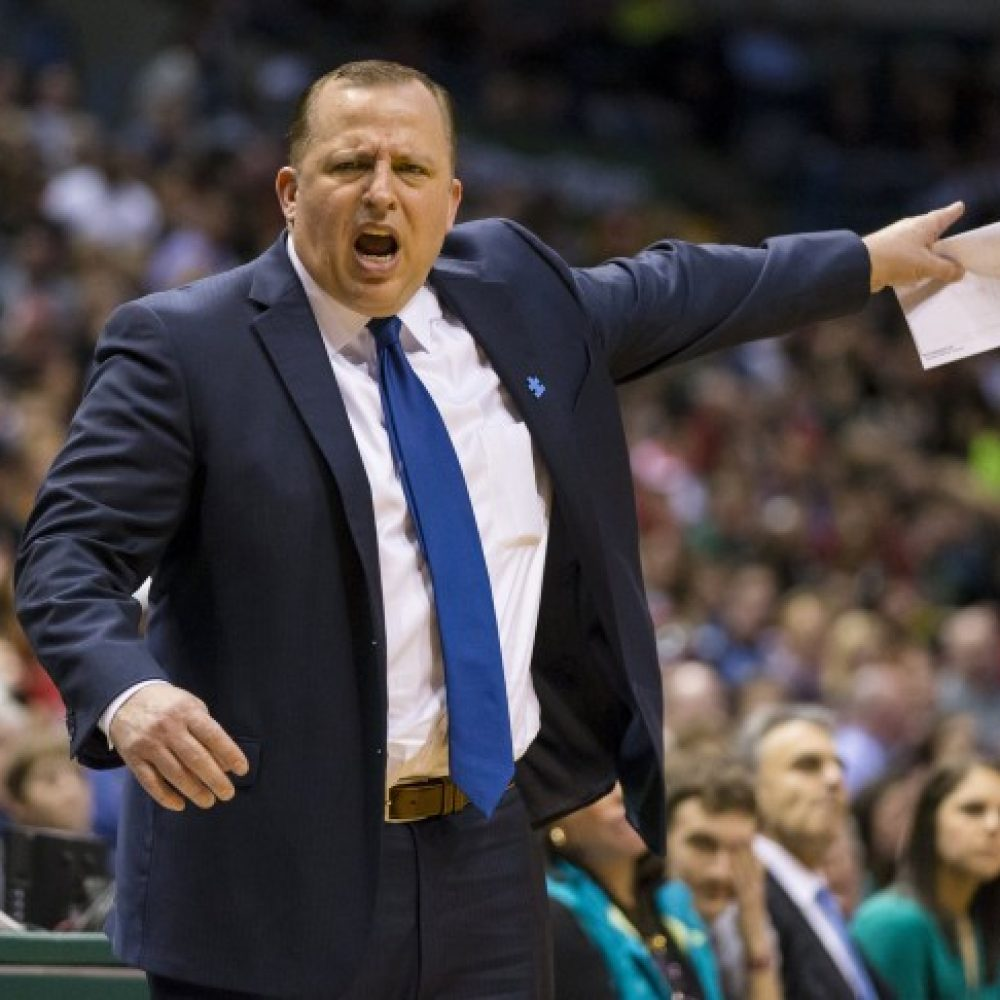 Tom Thibodeau, Timberwolves