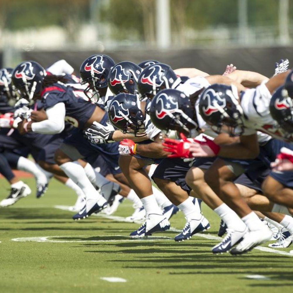 Texans Rookie Mini Camp