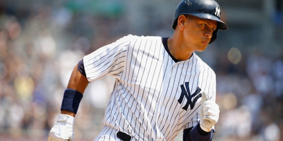 Alex Rodriguez thinking about buying the Mets?