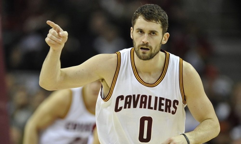 Could Kevin Love wind up with the Celtics? - BettingSports.com