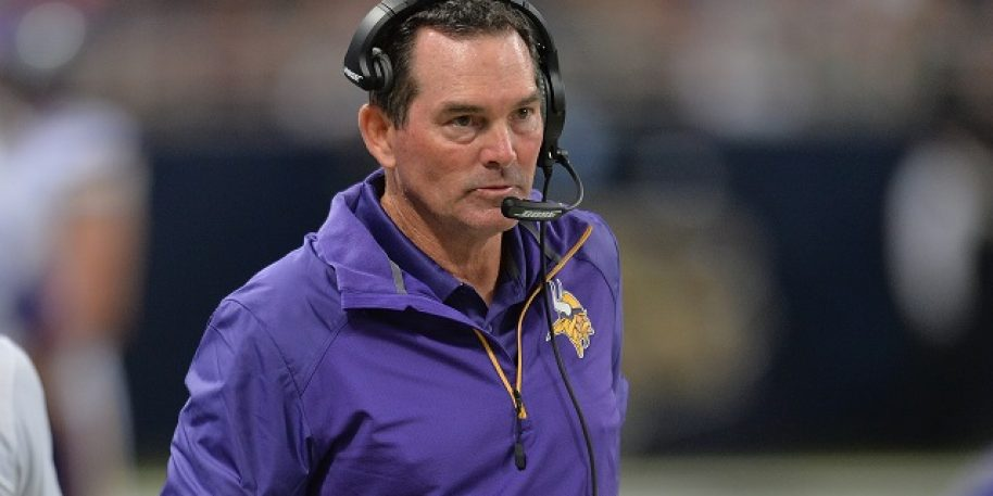 Mike Zimmer warns NFL's new helmet rule will be costly