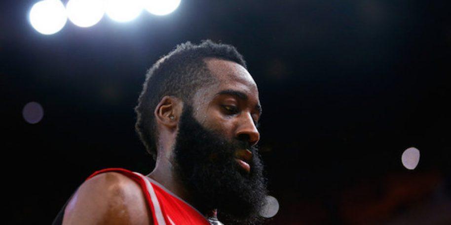 Rockets superstar James Harden cracks 20,000 points