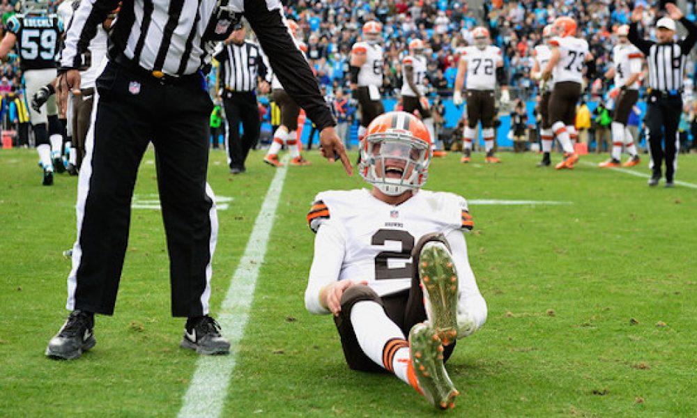 NFLs Johnny Manziel trashed LA house causing $32k worth