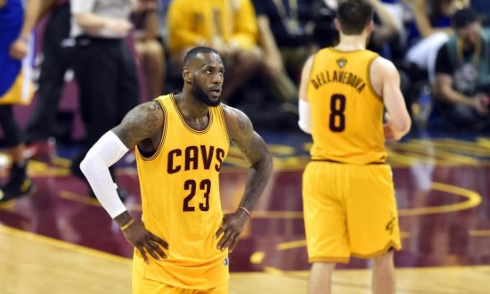 NBA Rumors: Cleveland Cavaliers To Lose LeBron James In Free