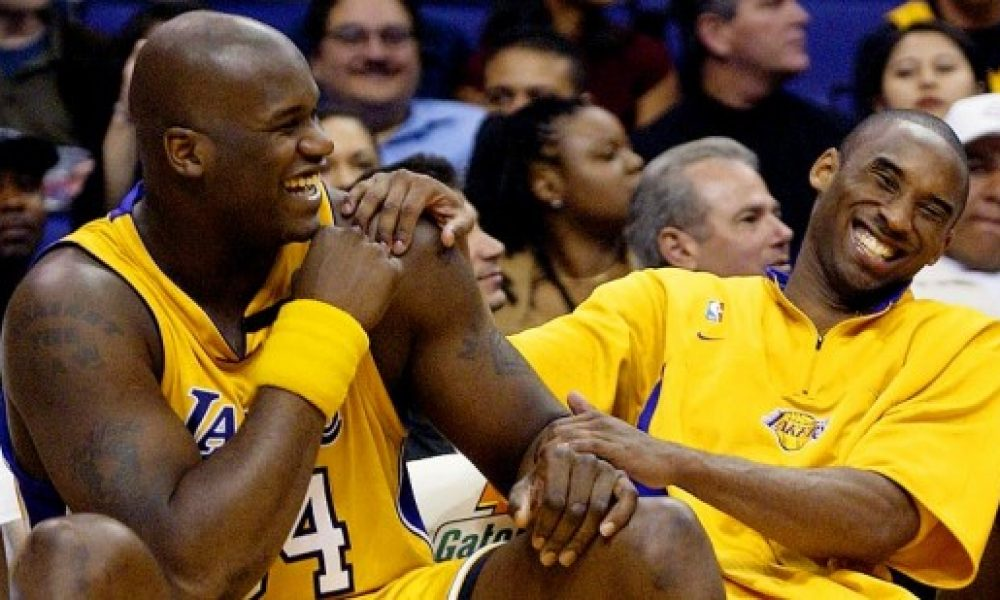 Shaq Gallery: Shaquille O'Neal, Kobe Bryant Clear The Air On Longtime