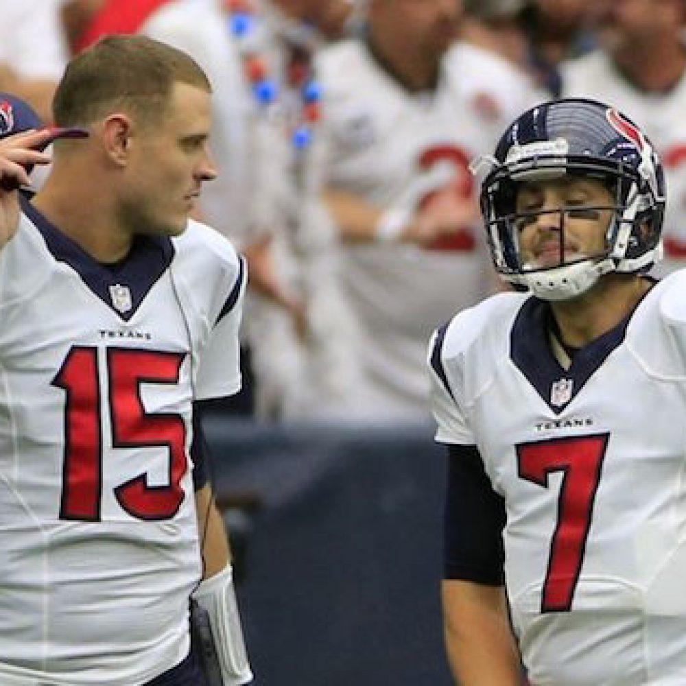Brian Hoyer Loses Texans Starting Job To Ryan Mallett Betting Sports