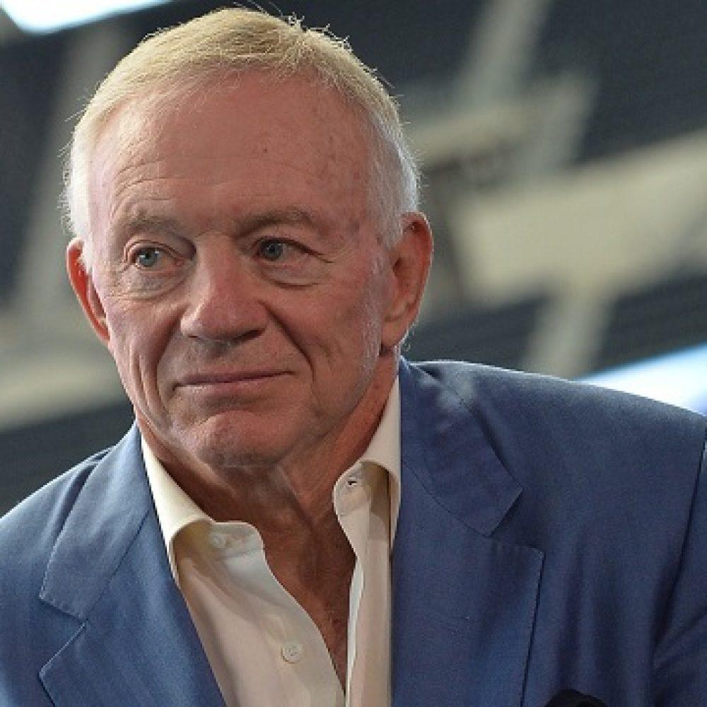 Jerry Jones, Cowboys