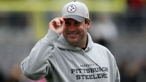 Ben Roethlisberger, Steelers