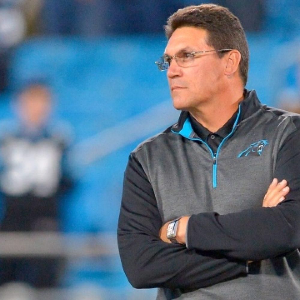 Ron Rivera, Panthers