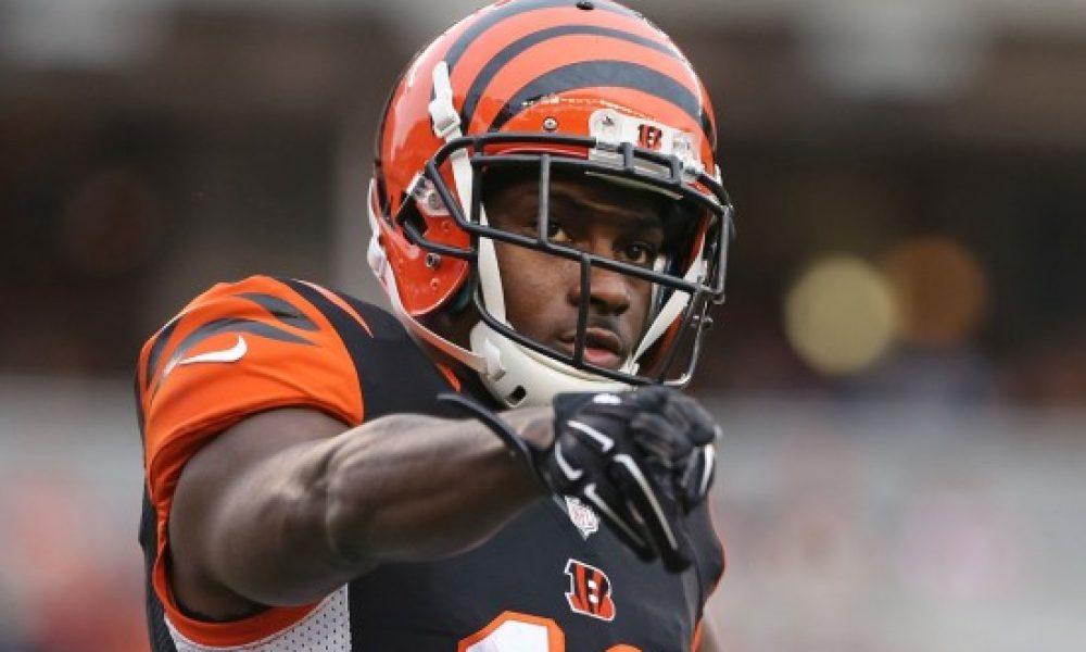 AJ Green, Bengals