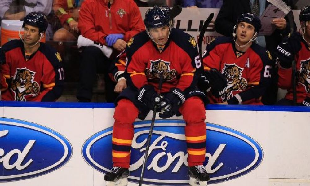 Jaromir Jagr Pleased That The Nhl Has No Age Limit Betting Sports