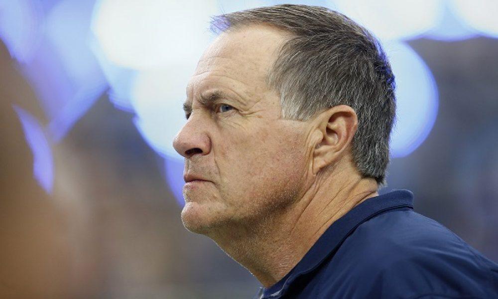 NFL: New England Patriots di Dallas Cowboys