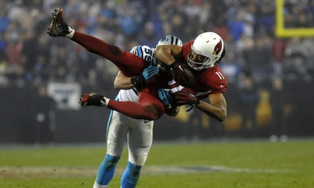 "official photos c8966 25bc5 Larry Fitzgerald ""Hurt"" to Miss Out on Super Bowl - Betting ..."