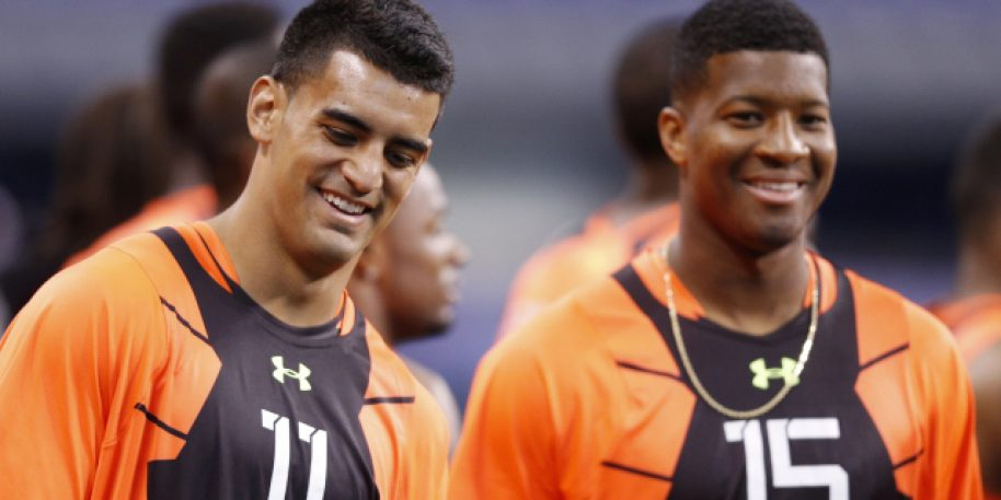Marcus Mariota still questionable with elbow injury