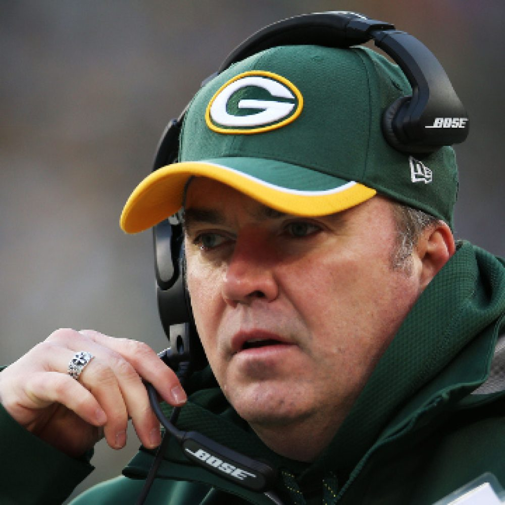 Mike McCarthy, Packers