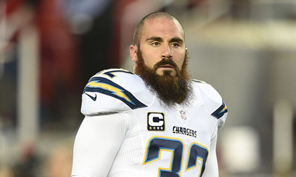 Eric Weddle To Sign With Baltimore Ravens Bettingsports Com