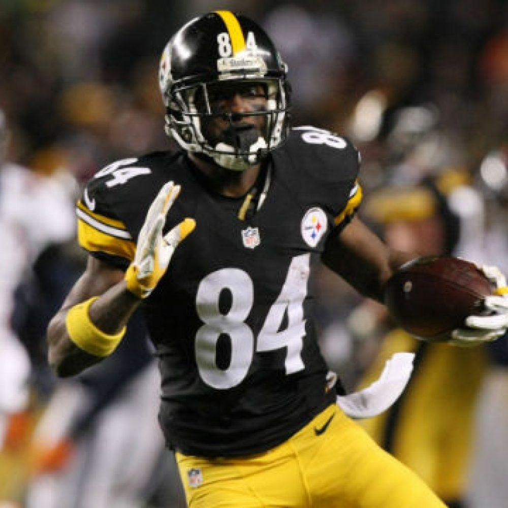 Antonio Brown, Steelers