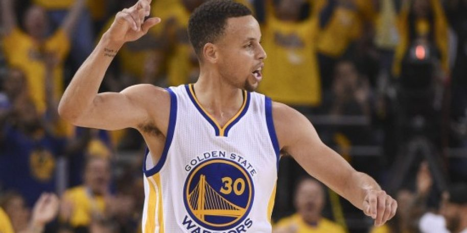 Stephen Curry On The Streak of His NBA Life