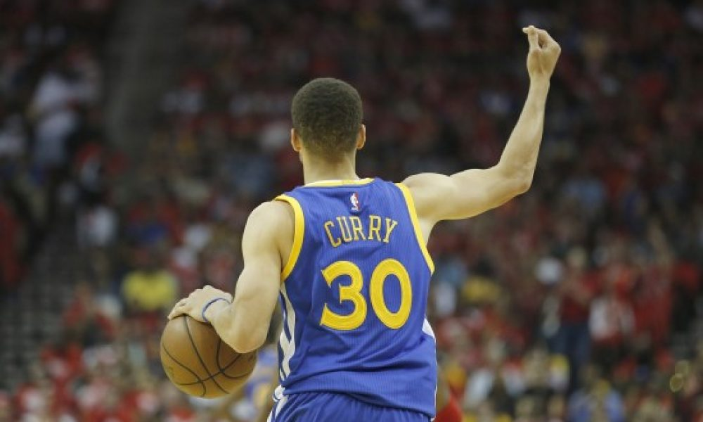 Stephen Curry, Warriors