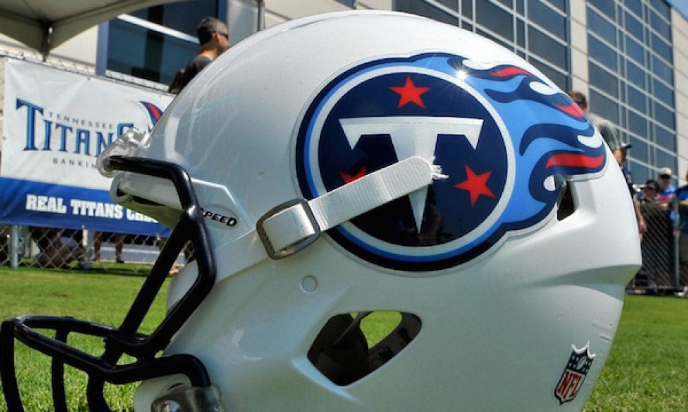 NFL: Tennessee Titans-Training Camp