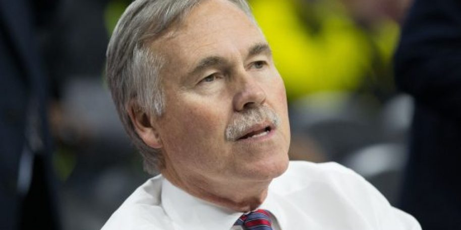 Mike D'Antoni Leaves Houston Rockets After Four Years