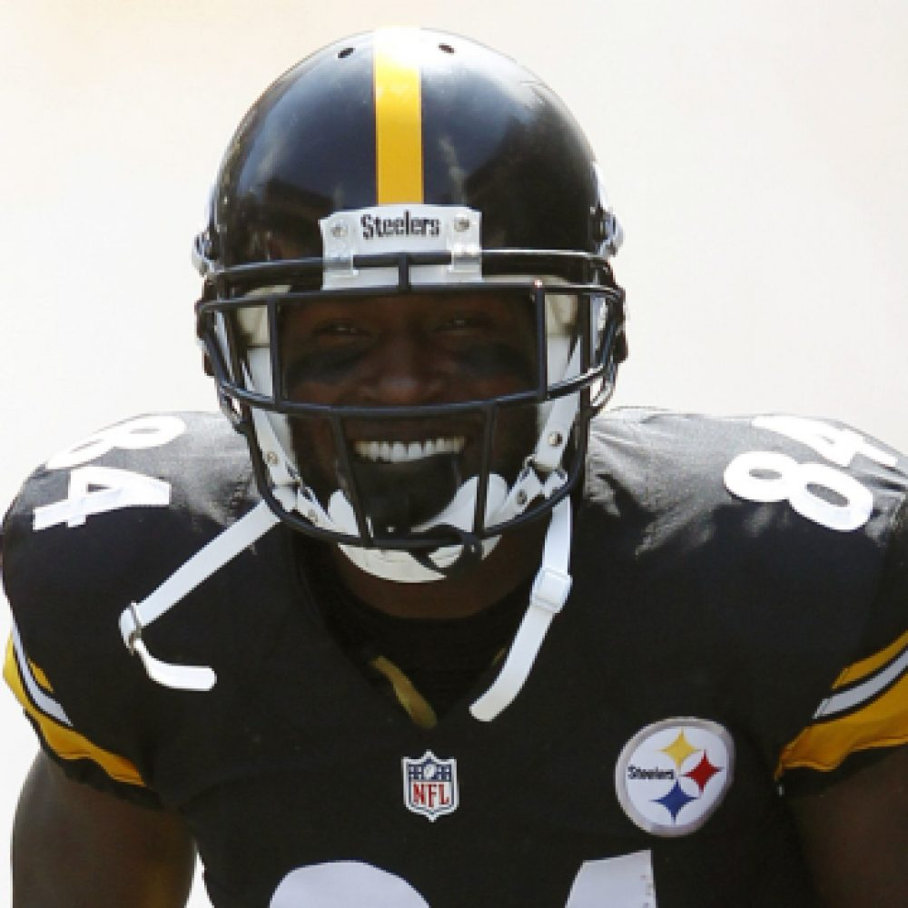 Antonio Brown, Steelers
