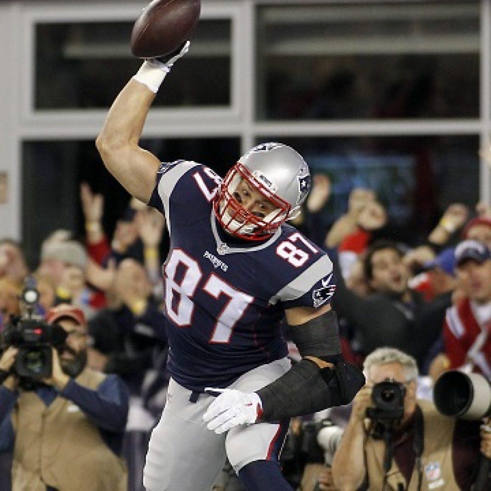 Rob Gronkowski, Patriots