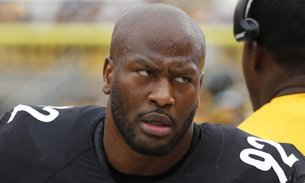 1d20bfe74 Patriots signs veteran linebacker Steelers James Harrison