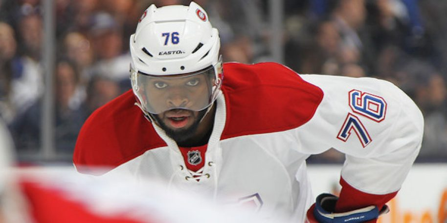 Predators deal PK Subban to Devils