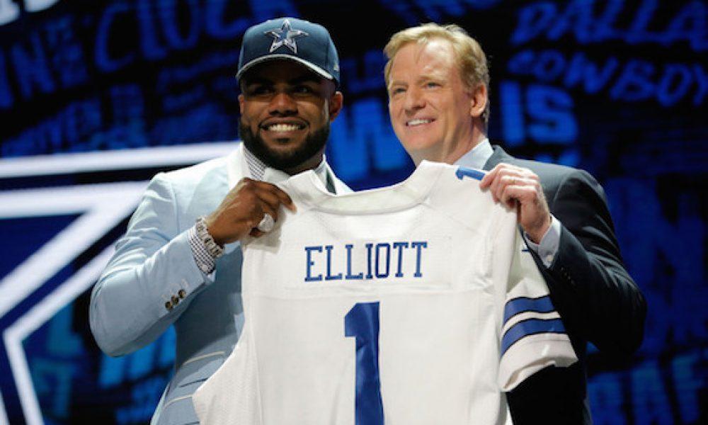 Ezekiel Elliott, Cowboys