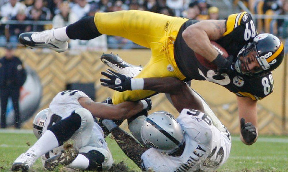 Spaeth, Pittsburgh Steelers