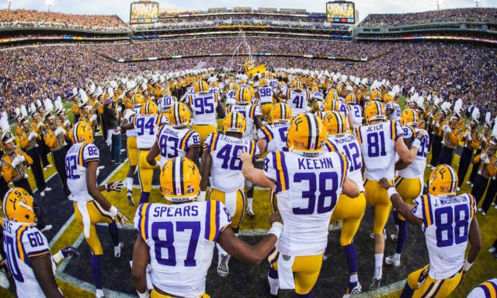 LSU Big Underdogs