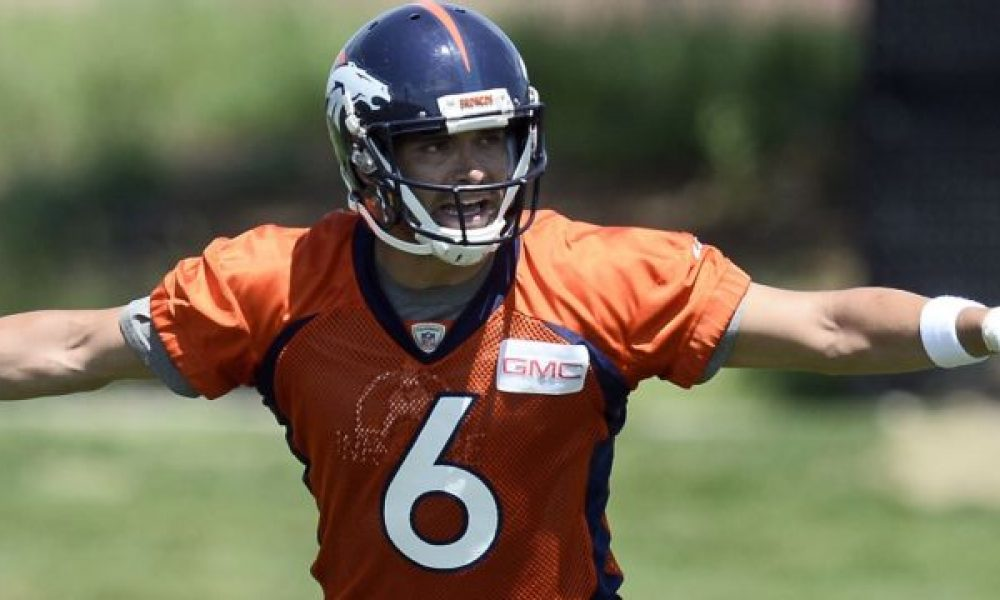 Mark Sanchez, Denver Broncos