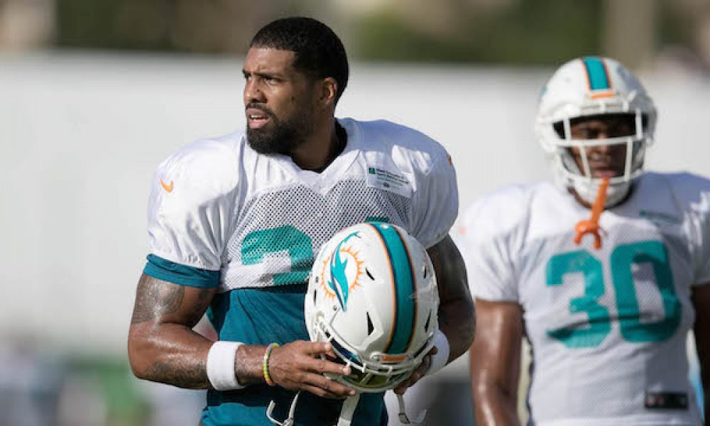 Foster, Miami Dolphins