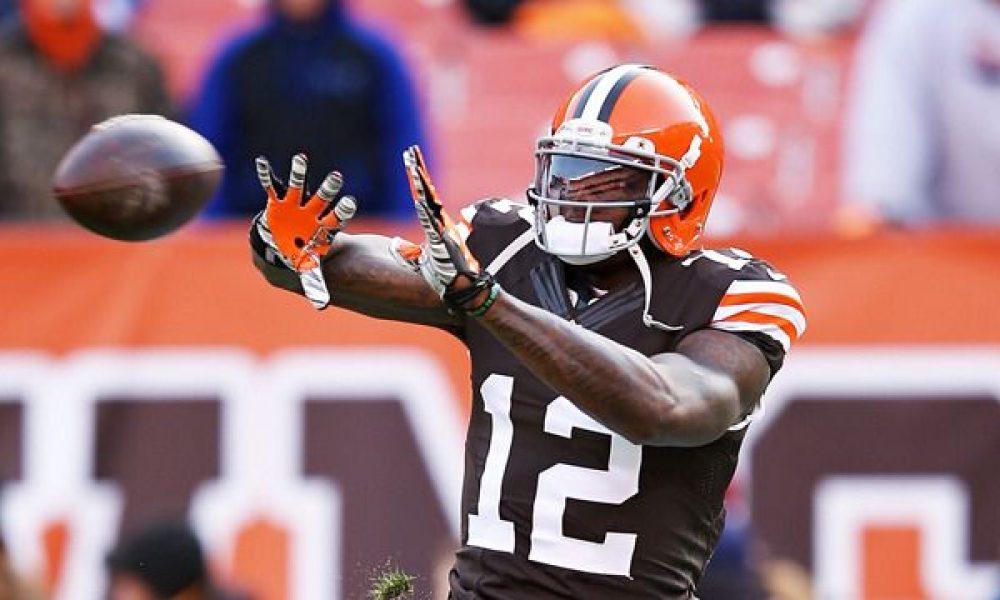 Gordon, Cleveland Browns