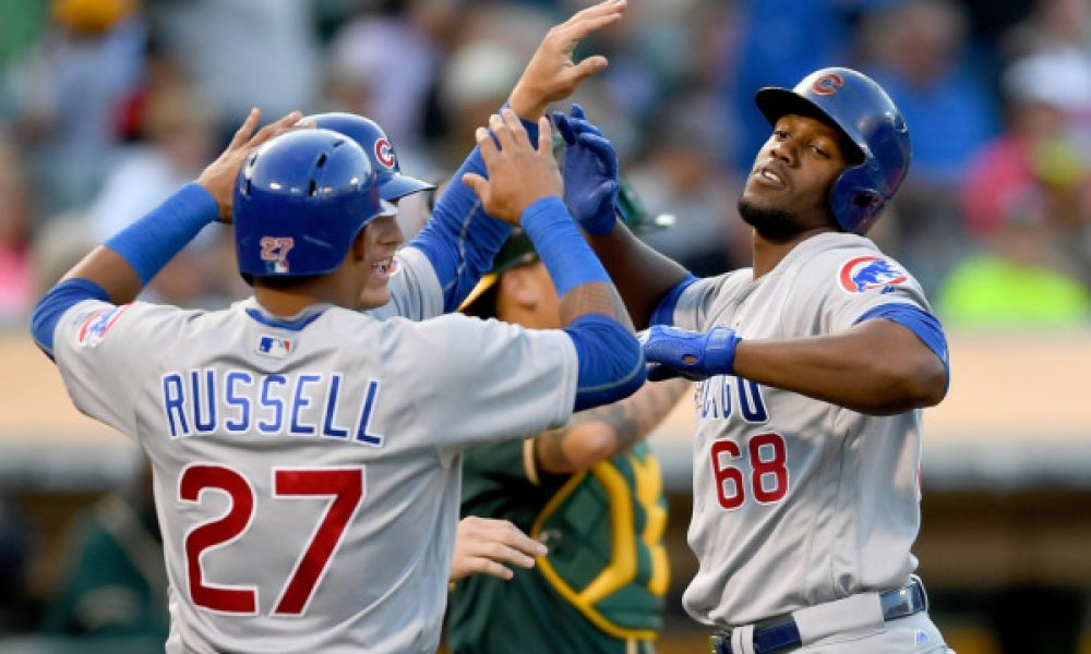 Cubs, Rangers, Phillies Offer Clearest MLB Trends - Betting