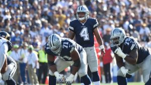 Prescott, Dallas Cowboys