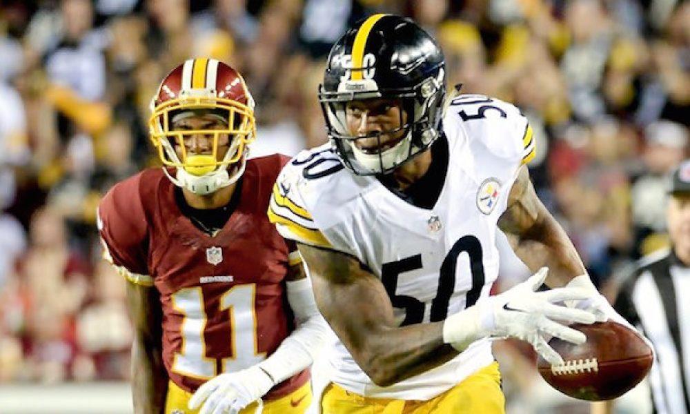 Shazier, Steelers