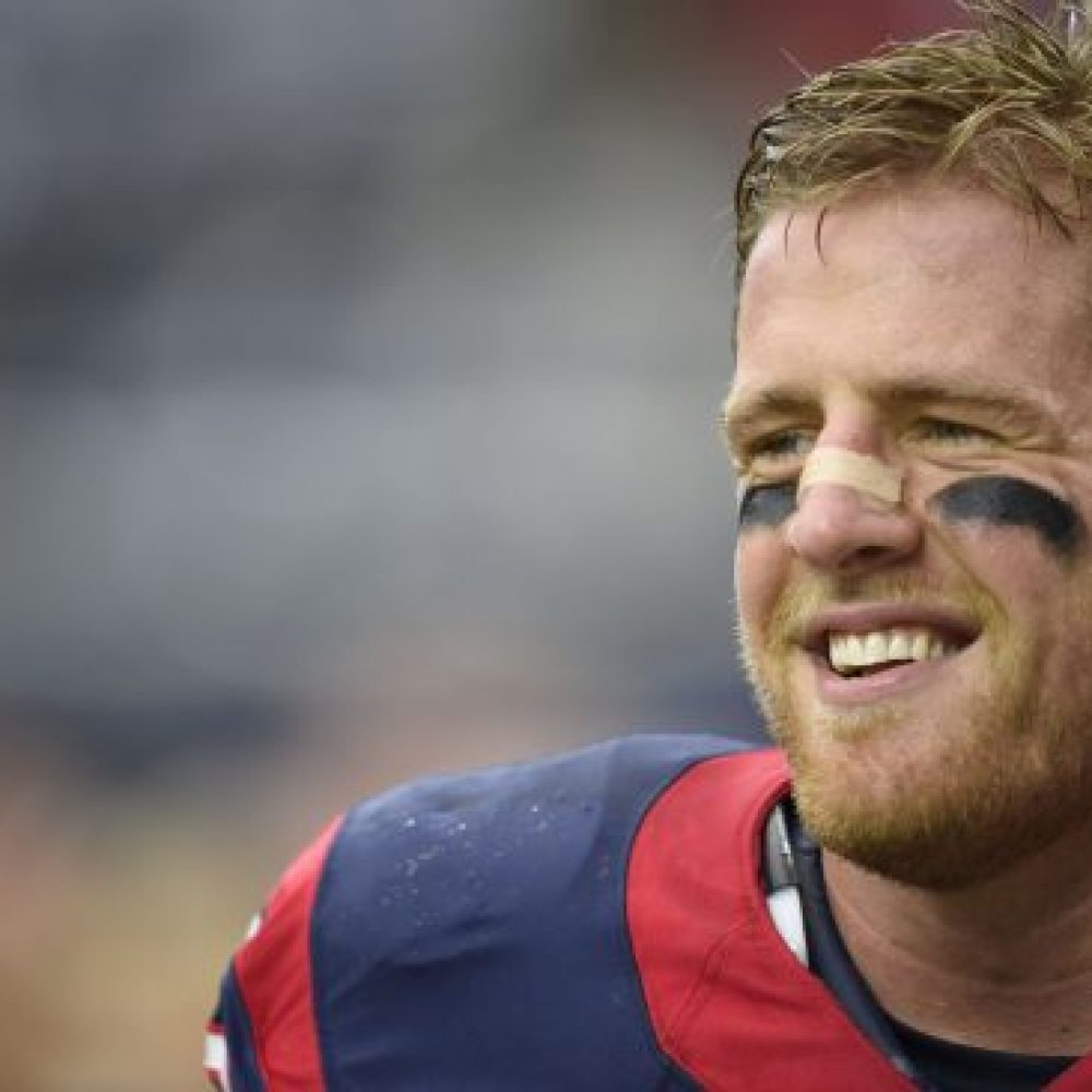 J.J. Watt, Texans