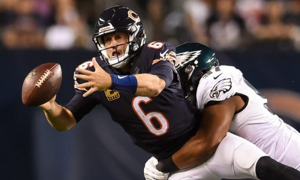 Cutler, Bears, Injury