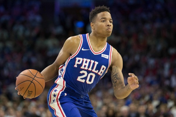 76ers rookie Markelle Fultz out indefinitely with shoulder injury - BettingSports.com