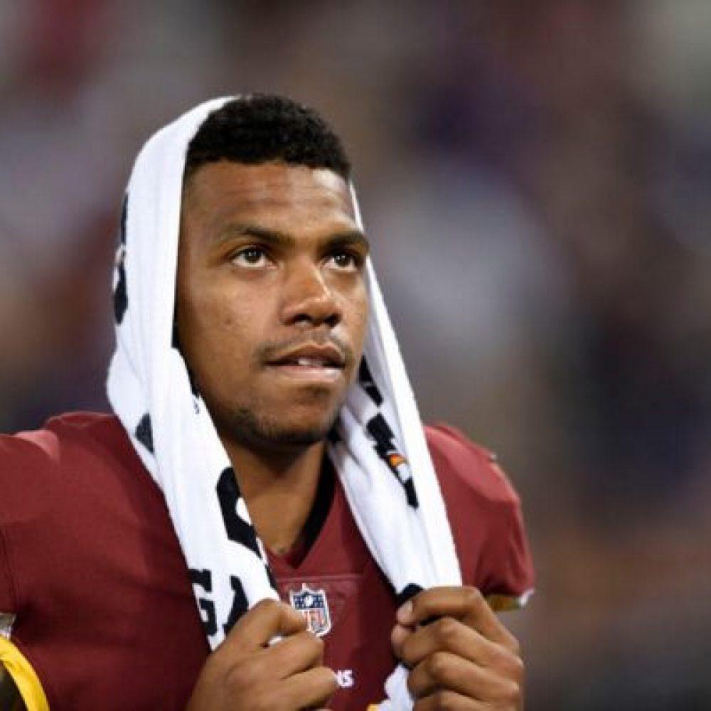 Terrelle Pryor, Redskins