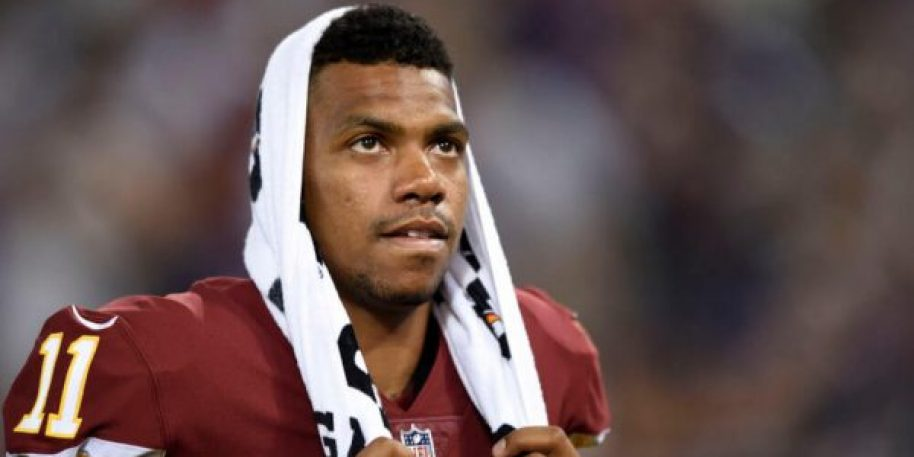 Wide receiver Terrelle Pryor expected to sign with the Jets