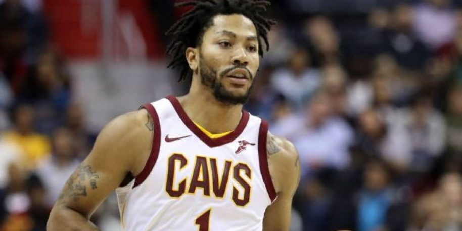 Derrick Rose Producing In Limited Detroit Pistons Role