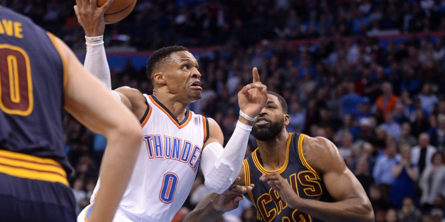 Russell Westbrook Records 100th Triple-Double