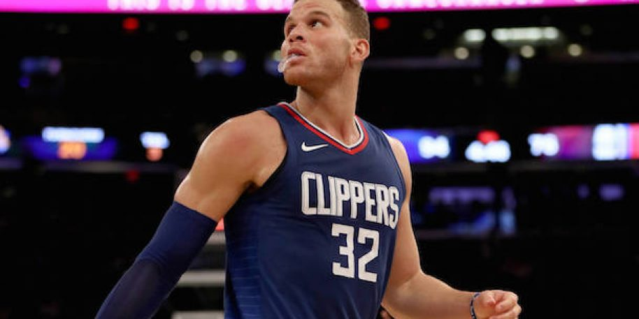 Clippers deal Blake Griffin to Pistons