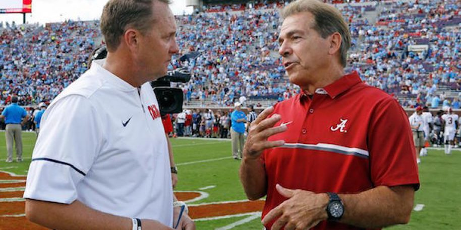 Nick Saban tests positive for COVID again